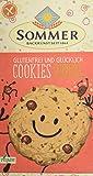 SOMMER Glutenfrei & Glücklich COOKIES Cranberry, Mandel & Sesam 6 x 125g Pack