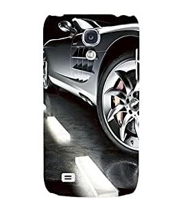 PRINTSWAG CAR Designer Back Cover Case for SAMSUNG GALAXY S4