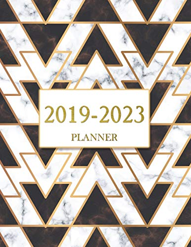 2019-2023 Planner: Agenda Planner For The Next Five Years, 60 Months Calendar,Monthly Schedule Organizer |Appointment Notebook, Monthly Planner, ... Passion Goal Setting (5 year planner, Band 1) (Kinder-bildungs-laptop)