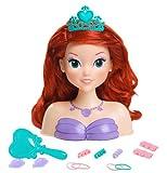 Disney Princess - Ariel - Tète à Coiffer 20 cm et Accessoires