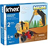 #4: Kid K'Nex Excavator Building Set