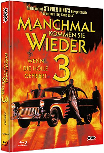 Manchmal kommen sie wieder 3 - uncut (Blu-Ray+ DVD) auf 444 limitiertes Mediabook Cover A [Limited Collector's Edition] [Limited Edition]