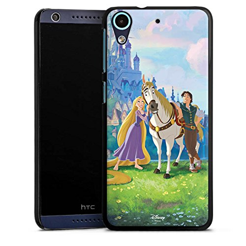 HTC Desire 626 Hülle Case Handyhülle Disney Rapunzel ? Neu verföhnt Merchandise Geschenke