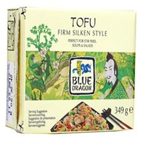 Blue Dragon Tofu Firm Silken Style 349 g
