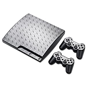Linyuan Skin Sticker Vinyl Decal Cover TN0142 fur PS3 PlayStation 3 Slim+2 Controllers