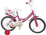 16 ZOLL Kinderfahrrad Mädchenfahrrad Kinder Kinderrad Fahrrad Rad Bike SWEET