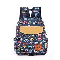 Printing Backpack Rucksack Book Bag School Boys Girls for kids Children Toddlers Kindergarten/school