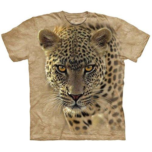 The Mountain Jungen On the Prowl Kids Tee T-Shirt, Hautfarben, Einheitsgröße gold
