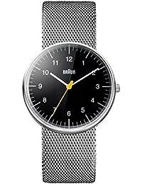 Braun BN0021BKSLMHG Herren-Armbanduhr