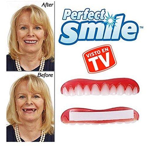 Perfect Smile - Die unglaublichen und sofortigen wiederverwendbaren und abnehmbaren Veneers, die dir den Blick der perfekten Zähne geben, du wirst stolz sein, wieder zu lächeln!