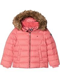 Tommy Hilfiger Ame Thkg Dg Basic Down Jacket, Chaqueta para Niñas