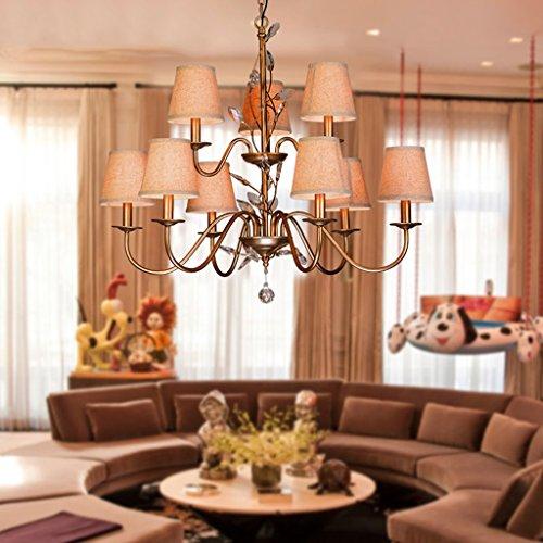 illuminazione Country Lampadario Moderno Soggiorno Lights Retro ...