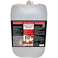 5 Litros LIMPIADOR BIDÓN DE CONDUCTOS DE CERVEZA alcalino Líneas Detergente Desinfección cloro líquido, desinfectado