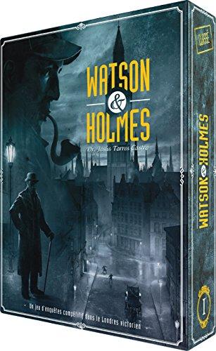 Asmodee - SCWH01FR - Watson et Holmes