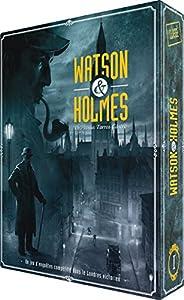 Asmodee-scwh01fr-Watson y Holmes