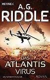 Das Atlantis-Virus: Roman (Die Atlantis-Trilogie, Band 2)
