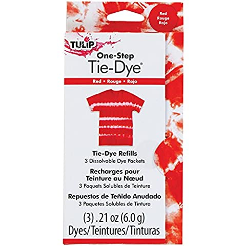 Tulip One-Step Tie-Dye Refill (Red)