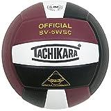 Tachikara Sv5wsc Sensi Tec Composite haute performance de volley-ball, SV5WSC.SWR, Scarlet/White/Royal, Official