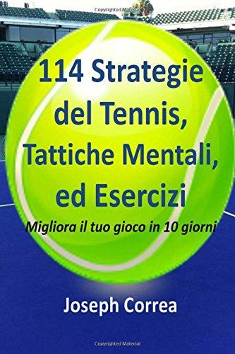 114 Strategie del Tennis, Tattiche Mentali, ed