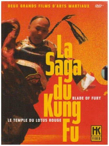Bild von Coffret La Saga du Kung Fu - Vol.1 : Le Temple du Lotus Rouge / Blade Of Fury
