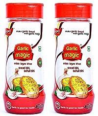 Khushi's Garlic Magic Seasoning 100gm (Pack of 2)
