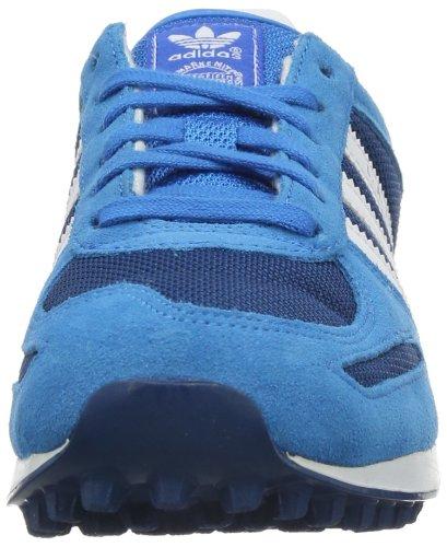 newest collection b3ebf 92e0e adidas Originals La Trainer K-3 D67903 Unisex - Kinder Sneaker Blau (TRIBE  BLUE ...