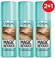 L'Oreal Paris Magic Retouch 3 SECONDS TO FLAWLESS ROOTS (Dark Bl