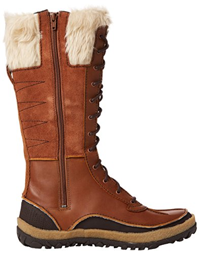 Merrell Damen Tremblant Tall Polar Waterproof Trekking- & Wanderstiefel Braun (merrell Oak)