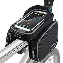 ROTTO Fahrrad Rahmentasche Oberrohrtasche Handytasche Handyhalterung Wasserdicht