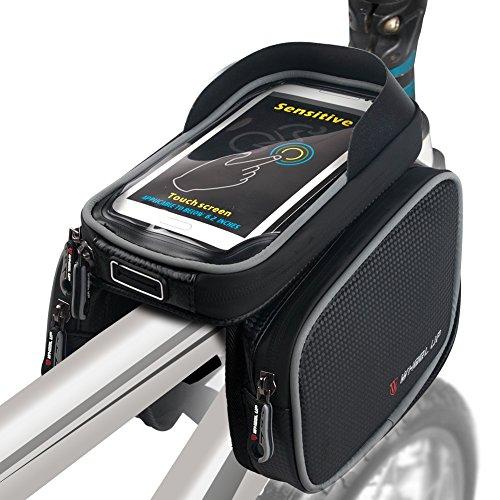 Fahrrad Rahmentasche Handy Tasche Wasserdicht