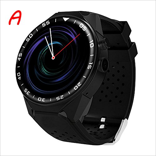 Lblll S99C Smart Watch Android System Multifunction Pedometer Heart Rate GPS Positioning