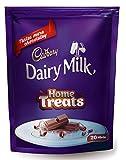 #8: Cadbury Dairy Milk Chocolate Home Pack, 140g (20 Count)
