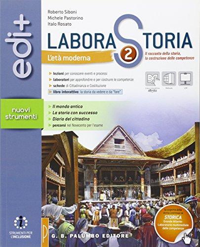 Laborastoria edi+. Per la Scuola media. Con e-book. Con espansione online: 2