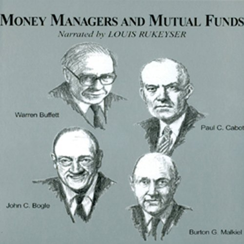 Money Managers and Mutual Funds  Audiolibri
