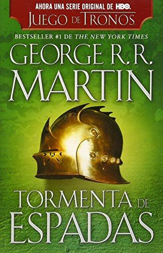Tormenta de espadas / A Storm of Swords (Paperback - Spanish)