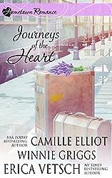 Journeys of the Heart: inspirational historical romance