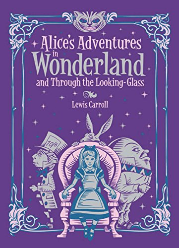 Alice`s Adventures In Wonderland And Through The L (Barnes & Noble Leatherbound Children's Classics)
