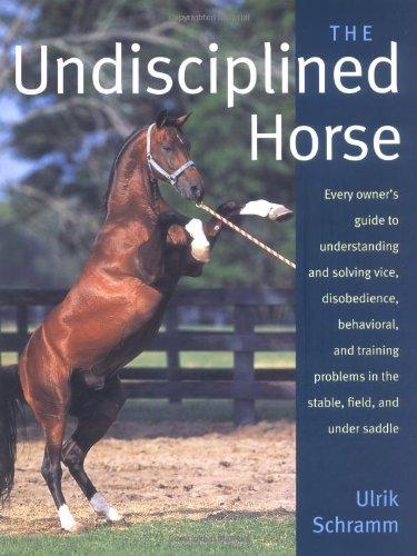 Undisciplined Horse por Ulrik Schramm