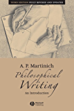 Philosophical Writing: An Introduction