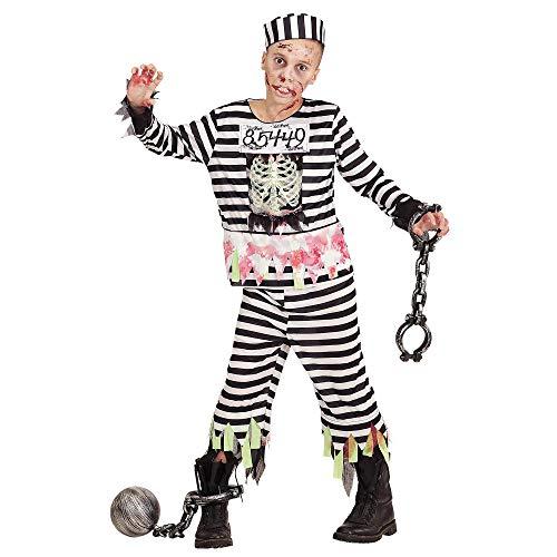 WIDMANN?Disfraz para niños Zombie sträfling
