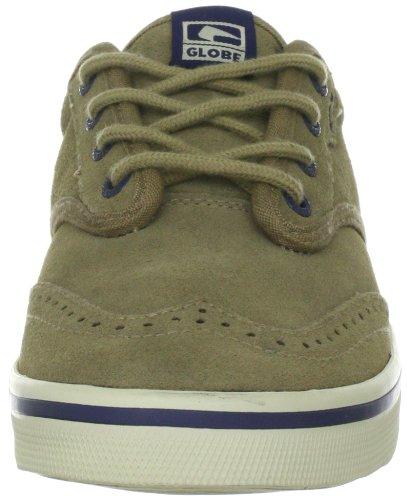 Globe Motley Unisex-Erwachsene Sneakers Beige (chinchilla brogue 16203)