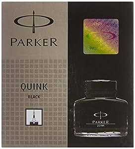 Parker Quink Ink Bottle (Black)