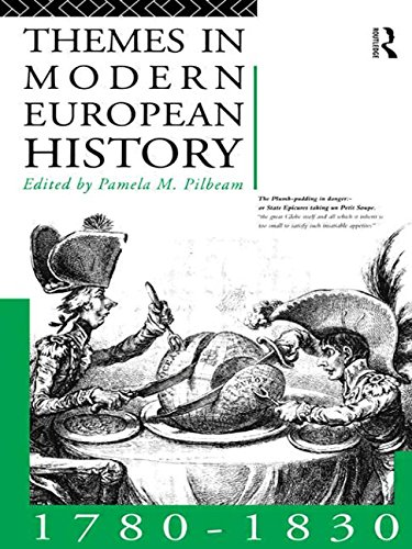Themes in Modern European History 1780-1830 (Themes in Modern European History Series)