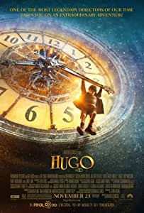HUGO CABRET - MARTIN SCORSESE – Imported Movie Wall Poster Print – 30CM X 43CM Brand New