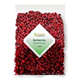 Dried Barberries 50g Natural Raw & Premium Quality Barberry, a Great Dried Cranberries Alternative