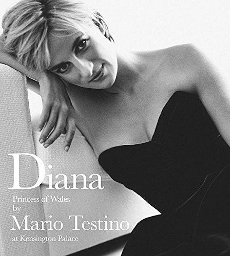 Diana, Princess of Wales by Mario Testino at Kensington Palace