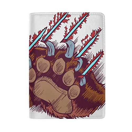 Grizzly Bären Maskottchen - Niedliche braune Wilde Bären Aquarell Blocking