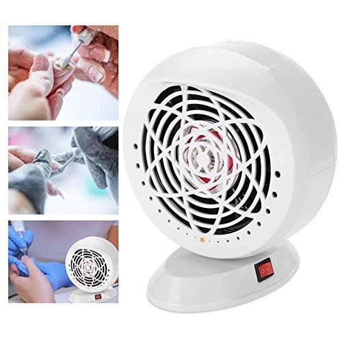 25 Watt Nail art Salon Saug Staub Maschine Staubsammler Staubsauger Nail art Gerät Maniküre Salon Werkzeug Staubsauger Fan -
