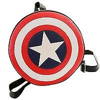 Generic ragazze e ragazzi fashion Avengers Captain America Shield per la scuola