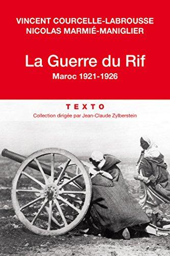 La Guerre du Rif (CONTEMPO.)